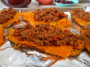 Paleo Sweet Potato Pizza Thehealthydynamicduo
