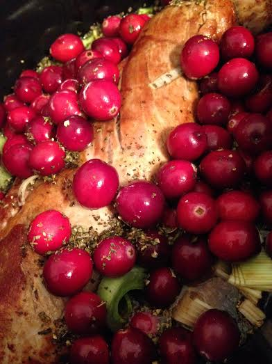 balsamic cranberry 1