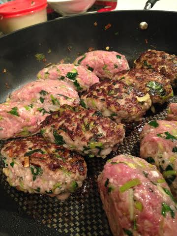 leek and spinach bangers 4